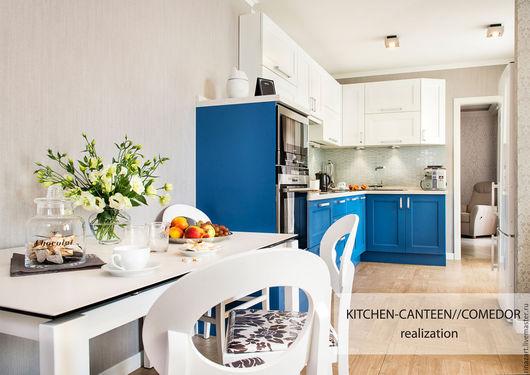 дизайн-проект и реализация квартира для большой семьи