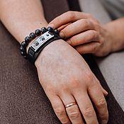 Украшения handmade. Livemaster - original item Men`s bracelet