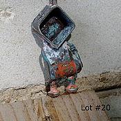 Украшения ручной работы. Ярмарка Мастеров - ручная работа Minibot #20. Handmade.