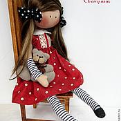 Куклы и игрушки ручной работы. Ярмарка Мастеров - ручная работа Малышка Горошинка. Handmade.