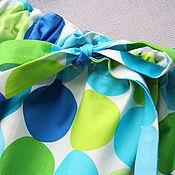 Работы для детей, ручной работы. Ярмарка Мастеров - ручная работа Сарафан для девочки Яркий платье летнее. Handmade.