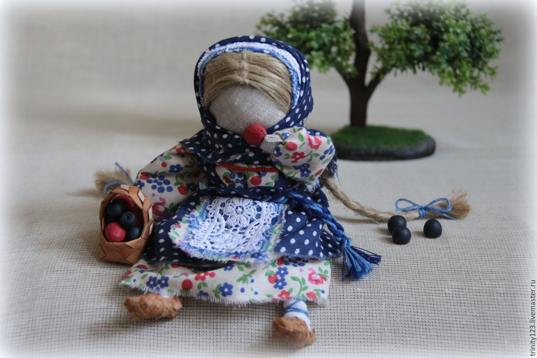 Девочка Черничка, Куклы, Москва, Фото №1