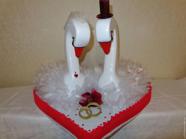 Стихи подарок лебеди
