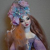 Куклы и игрушки handmade. Livemaster - original item Boudoir doll Lillian. Handmade.