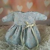 Одежда для кукол ручной работы. Ярмарка Мастеров - ручная работа Одежда для кукол : Платье. Handmade.