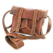 Сумки и аксессуары handmade. Livemaster - original item Leather bag Mod.G_001. Handmade.