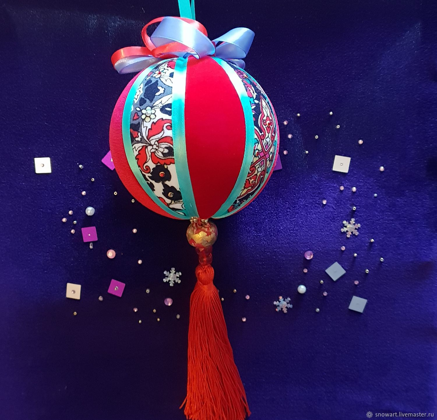 ... Christmas tree ornaments; Christmas ball Oriental dreams. Eastern dreams ...