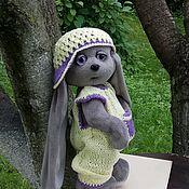 Куклы и игрушки ручной работы. Ярмарка Мастеров - ручная работа Заяц воображаец. Handmade.