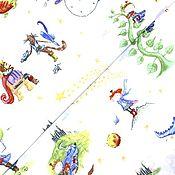 Материалы для творчества ручной работы. Ярмарка Мастеров - ручная работа Ткань хлопок Польша/ польский хлопок 100%. Handmade.