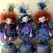 Куклы и игрушки ручной работы. Ярмарка Мастеров - ручная работа Куклы Мотыльки. Handmade.