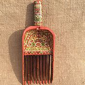 Русский стиль handmade. Livemaster - original item Scratched vintage collection of 19th century cranberry.. Handmade.