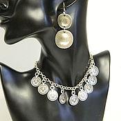 Украшения handmade. Livemaster - original item Earrings in the style of ancient Ottoman jewellery.( C05). Handmade.