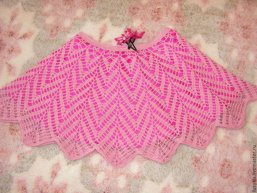 """Юбки ручной работы. Ярмарка Мастеров - ручная работа. Купить Юбочка для девочки """"Анна"""" из 100% хлопка. Handmade. Розовый"""