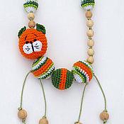 Одежда ручной работы. Ярмарка Мастеров - ручная работа Слингобусы с игрушкой Кот. Handmade.