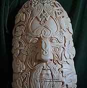 Для дома и интерьера handmade. Livemaster - original item The bas-relief of the tree of the Celtic people. Handmade.