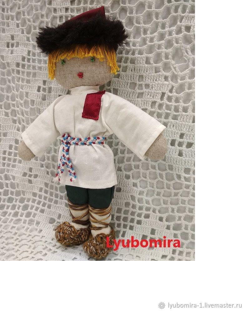 Ратибор, Народная кукла, Санкт-Петербург,  Фото №1