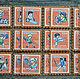 """Развивающие игрушки ручной работы. """"Спорт"""" - парные карточки из фетра для развития памяти. 'Маленький Умка' (Юлия). Интернет-магазин Ярмарка Мастеров."""