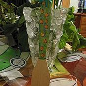 Утварь ручной работы. Ярмарка Мастеров - ручная работа Утварь: Лопатка кухонная. Handmade.