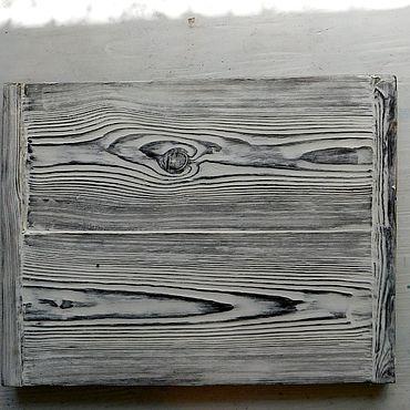 Материалы для творчества ручной работы. Ярмарка Мастеров - ручная работа Мини фотофон из дерева двухсторонний. Handmade.