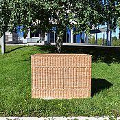 Для дома и интерьера handmade. Livemaster - original item Box braided. Handmade.
