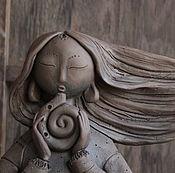 Куклы и игрушки ручной работы. Ярмарка Мастеров - ручная работа Музыка Степи. Handmade.