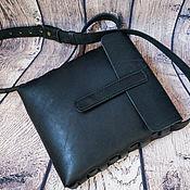 Сумки и аксессуары handmade. Livemaster - original item Leather bag Unisex,Handmade. Handmade.