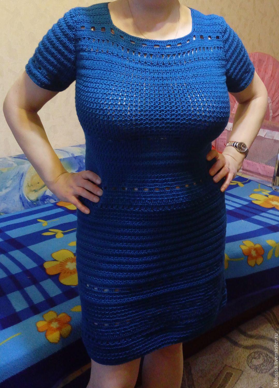 5c5b4350f0f ручной работы. Ярмарка Мастеров - ручная работа. Купить легкое летнее платье.  Handmade.