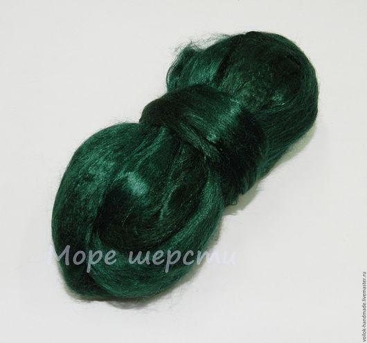 Вискоза - Темно-зеленая
