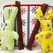 Куклы и игрушки handmade. Livemaster - original item Magnetic fishing in her purse. Handmade.