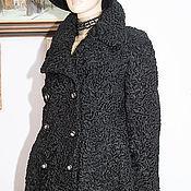"""Одежда ручной работы. Ярмарка Мастеров - ручная работа Шубка """"СОСО"""" , прэт а портэ, 42 размер. Handmade."""