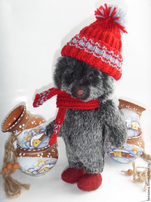 Мишки Тедди ручной работы. Ярмарка Мастеров - ручная работа. Купить ГОША ёжик. Друзья Тедди. Handmade. Друзья тедди
