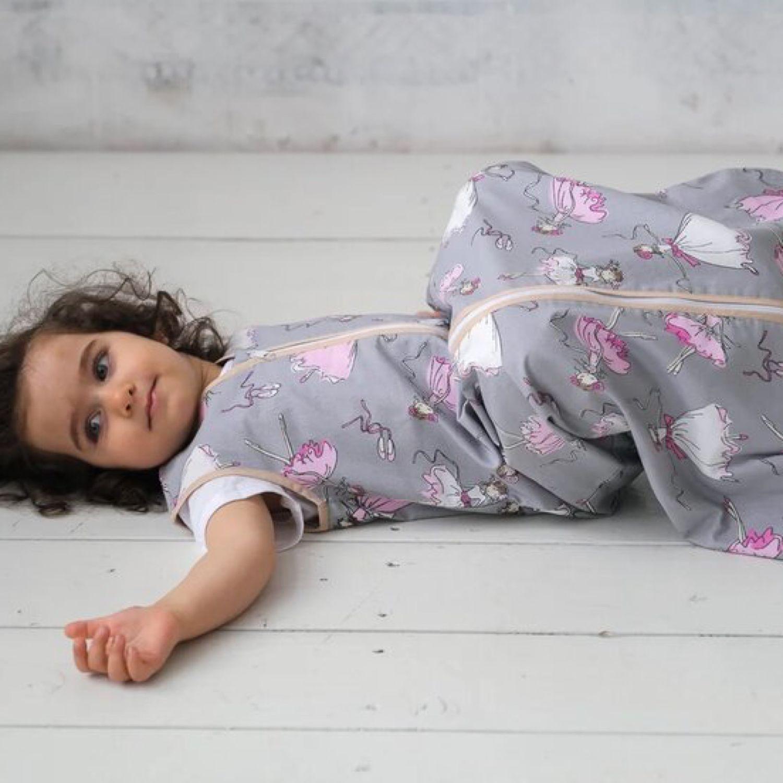 Летний спальный мешок «Балеринки», Спальный мешок, Санкт-Петербург,  Фото №1