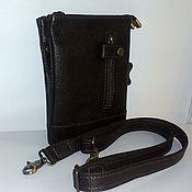 Сумки и аксессуары handmade. Livemaster - original item Bag leather 213. Handmade.