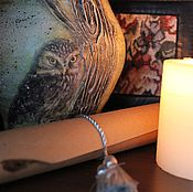 Для дома и интерьера ручной работы. Ярмарка Мастеров - ручная работа Старинная крыночка. Handmade.