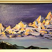 """Картины и панно ручной работы. Ярмарка Мастеров - ручная работа масло """" Глоток свободы"""". Handmade."""