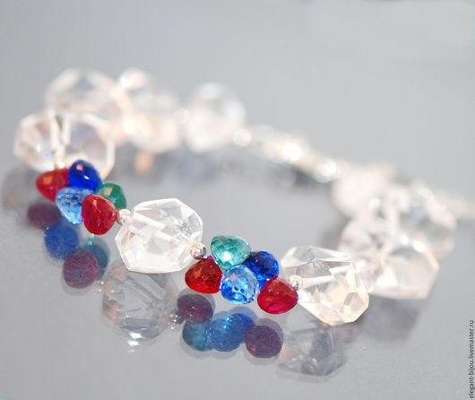 яркий браслет купить; браслет серебро купить; купить браслет серебро 925 пробы; купить серебряный браслет; купить браслет из камней и серебра; подарок жене; подарок любимой