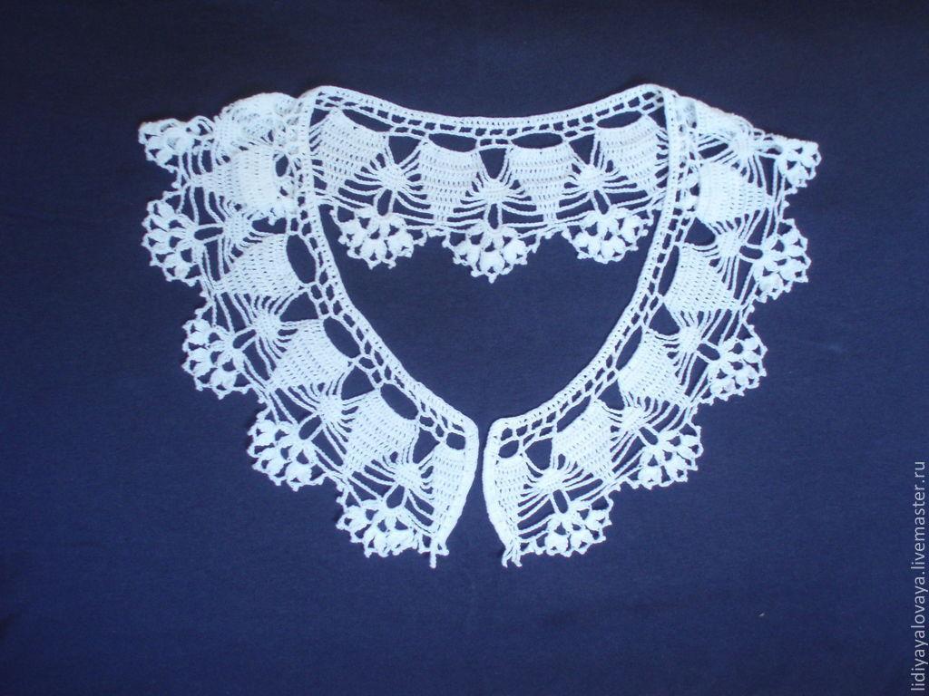 Lace collar No. №9, Collars, Bataysk,  Фото №1