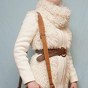 """Одежда ручной работы. Ярмарка Мастеров - ручная работа Пальто демисезонное """"Айвори"""". Handmade."""