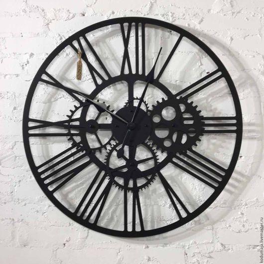 """Часы для дома ручной работы. Ярмарка Мастеров - ручная работа. Купить Часы 80см """"Kaiku-2 S"""". Handmade. Часы"""