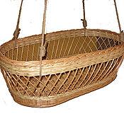 Для дома и интерьера handmade. Livemaster - original item Cradle-carrying