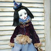 Куклы и игрушки handmade. Livemaster - original item Author`s collectible doll handmade Piero.. Handmade.