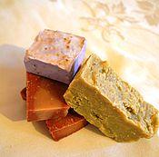 """Косметика ручной работы handmade. Livemaster - original item Copy of Copy of Soap """"Two clays"""". Handmade."""