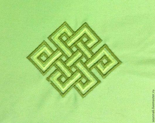 """Аппликации, вставки, отделка ручной работы. Ярмарка Мастеров - ручная работа. Купить Вышивка на одежде, картинка, картина, панно """"Двуцветная геометрия"""". Handmade."""