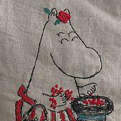 "Сумки и аксессуары ручной работы. Ярмарка Мастеров - ручная работа Рюкзак ""Мумимамармелад"". Handmade."