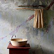 Для дома и интерьера ручной работы. Ярмарка Мастеров - ручная работа ванильная раковина. Handmade.