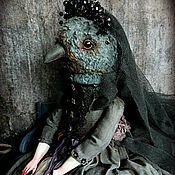 Куклы и игрушки ручной работы. Ярмарка Мастеров - ручная работа Птица Розмари. Handmade.