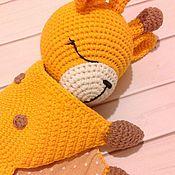 Мягкие игрушки ручной работы. Ярмарка Мастеров - ручная работа Мягкие игрушки: Комфортеры для малышей. Handmade.