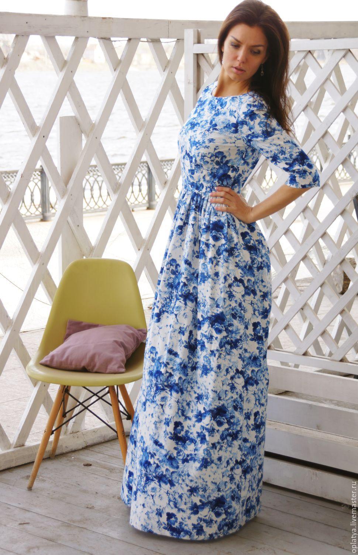 Как сшить летнее платье 72
