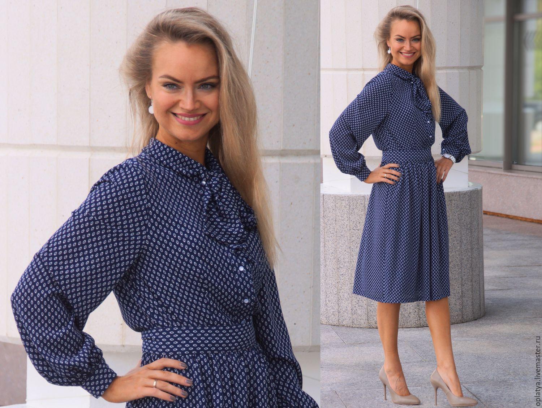 57828d5cc6b Платье Габриэлла – купить в интернет-магазине на Ярмарке Мастеров с ...