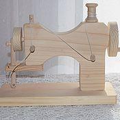 Материалы для творчества ручной работы. Ярмарка Мастеров - ручная работа Швейная машинка. Handmade.